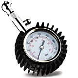 """CACACO Tire Pressure Gauge, 0-60PSI 