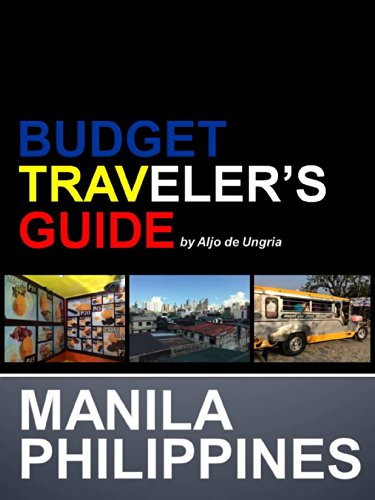 Budget Traveler's Guide to Manila, Philippines