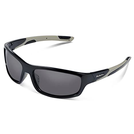 d092a6ab098 Image Unavailable. Image not available for. Color  Duduma Polarized Sports  Sunglasses ...