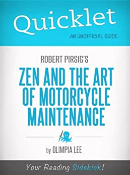 zen and the art of motorcycle maintenance summary pdf