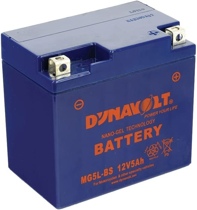 DYNAVOLT YT7B-4 GEL NANO BATTERY