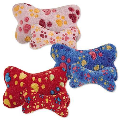 Zanies Ruff 'N' Tumble Bones Dog Toys, 72-Piece Refill Packs by Zanies