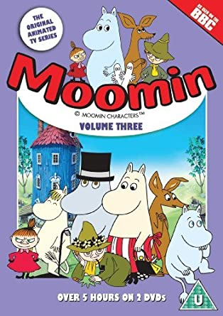 Amazon com: Moomin - Volume 3 [DVD]: Movies & TV