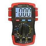 Triplett 1201 Compact Digital Multimeter with Backlit LCD, 21 Measurement Ranges