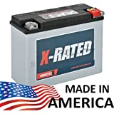 ThrottleX Batteries - HDX50L - Harley Davidson Replacement Motorcycle Battery