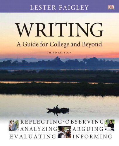 Writing: A Guide for College and Beyond with NEW MyCompLab with eText -- Access Card Package (3rd Edition)