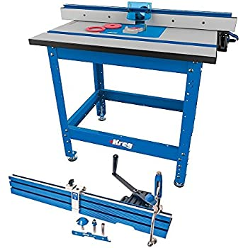 Kreg prs1045 precision router table system amazon kreg prs1045 router table system w prs1200 precision beaded face frame system keyboard keysfo Choice Image