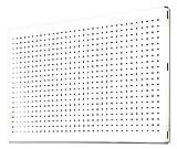 Simonrack Perforated Shelf, White, 1500 x 400 mm