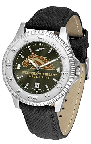 Linkswalker Mens Western Michigan Broncos Competitor Anochrome ()