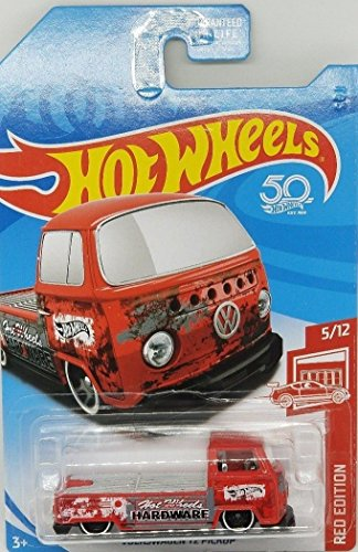 2018 VARIOUS TARGET RED EDITIONS HOT WHEELS