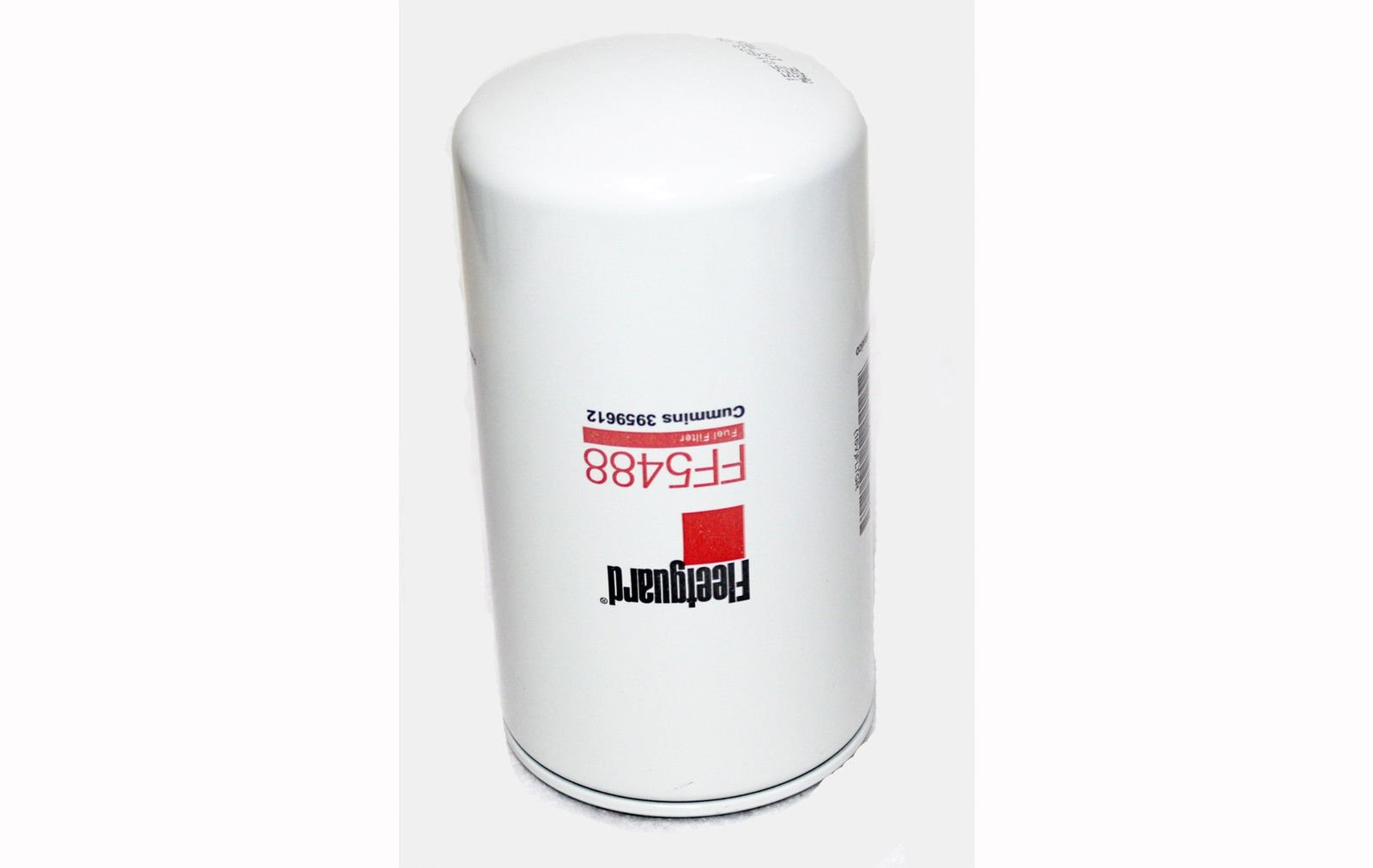 Fleetguard FF5488 Fuel Filter (Pack of 2)