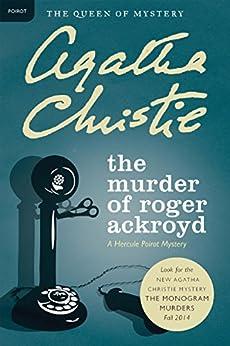 Murder Roger Ackroyd Hercule Mystery ebook product image