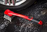 Mothers Wheel & Wheel Well Long Handled Brush