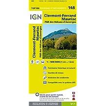 Clermont-Ferrand / Mauriac 2015: IGN.V148