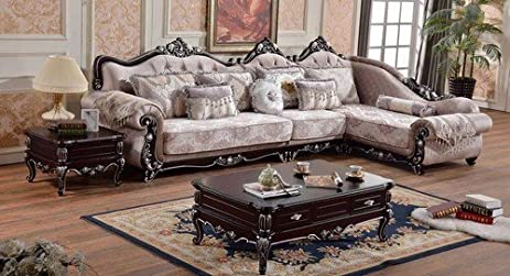 Meridian Furniture Inc Valentino 3 Piece Sectional Sofa With Pillows