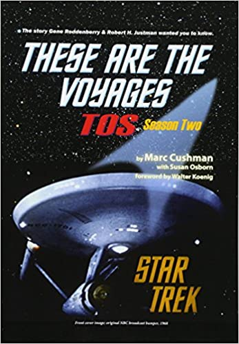 star trek these are the voyages tos season 2 season two