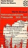 img - for NATIONALSOZIALISTISCHE POLENPOLITIK 1939-1945 book / textbook / text book