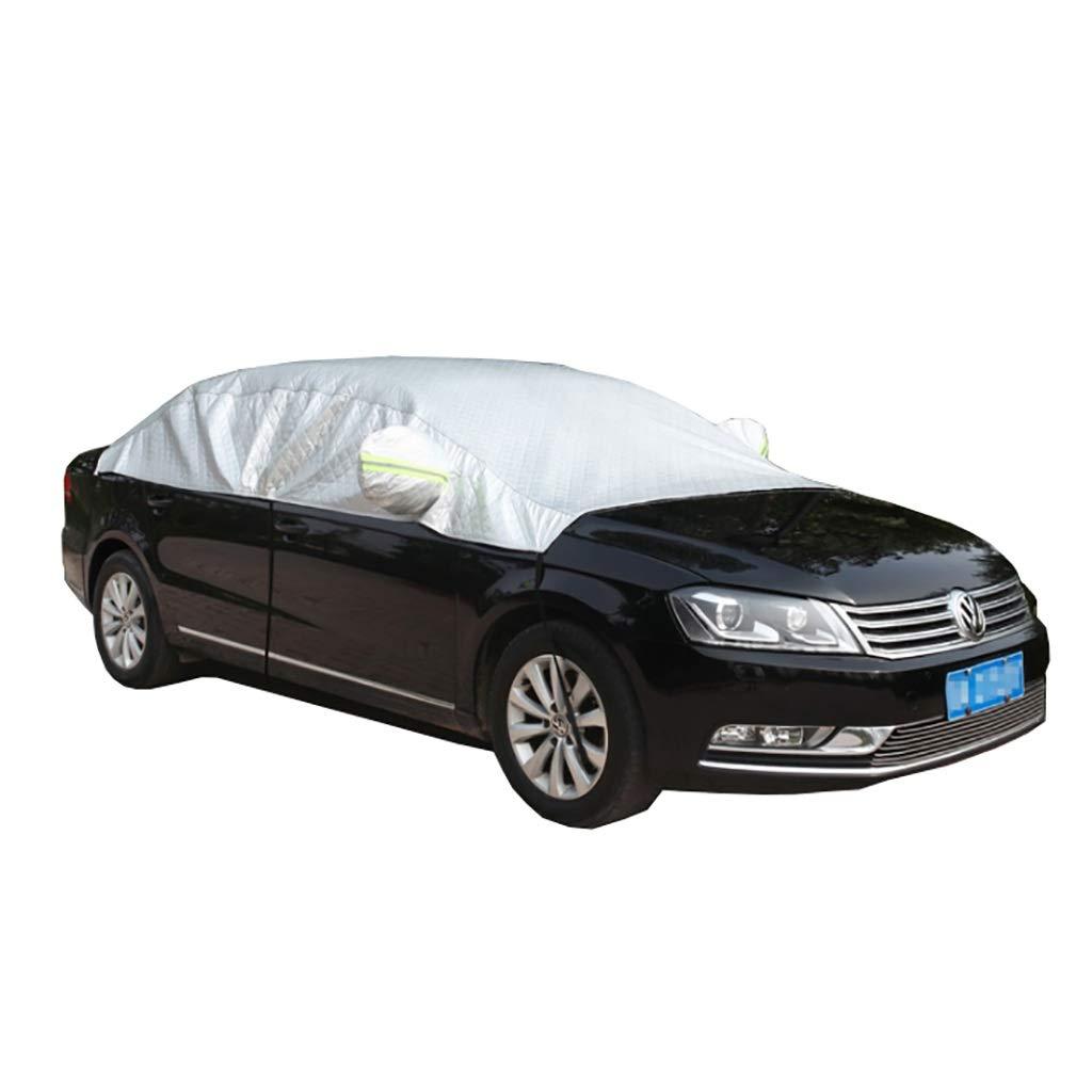 半分のサイズの車のカバー、BMWの防水防風の通気性の紫外線保護日曜日の陰の習慣のための半分カバー (サイズ さいず : 5 Series Gran Turisom) B07PW8NXT8  5 Series Gran Turisom