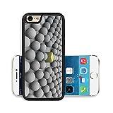 Luxlady Premium Apple iPhone 6 iPhone 6S Aluminium Snap Case spheres surrounding a IMAGE ID 287846