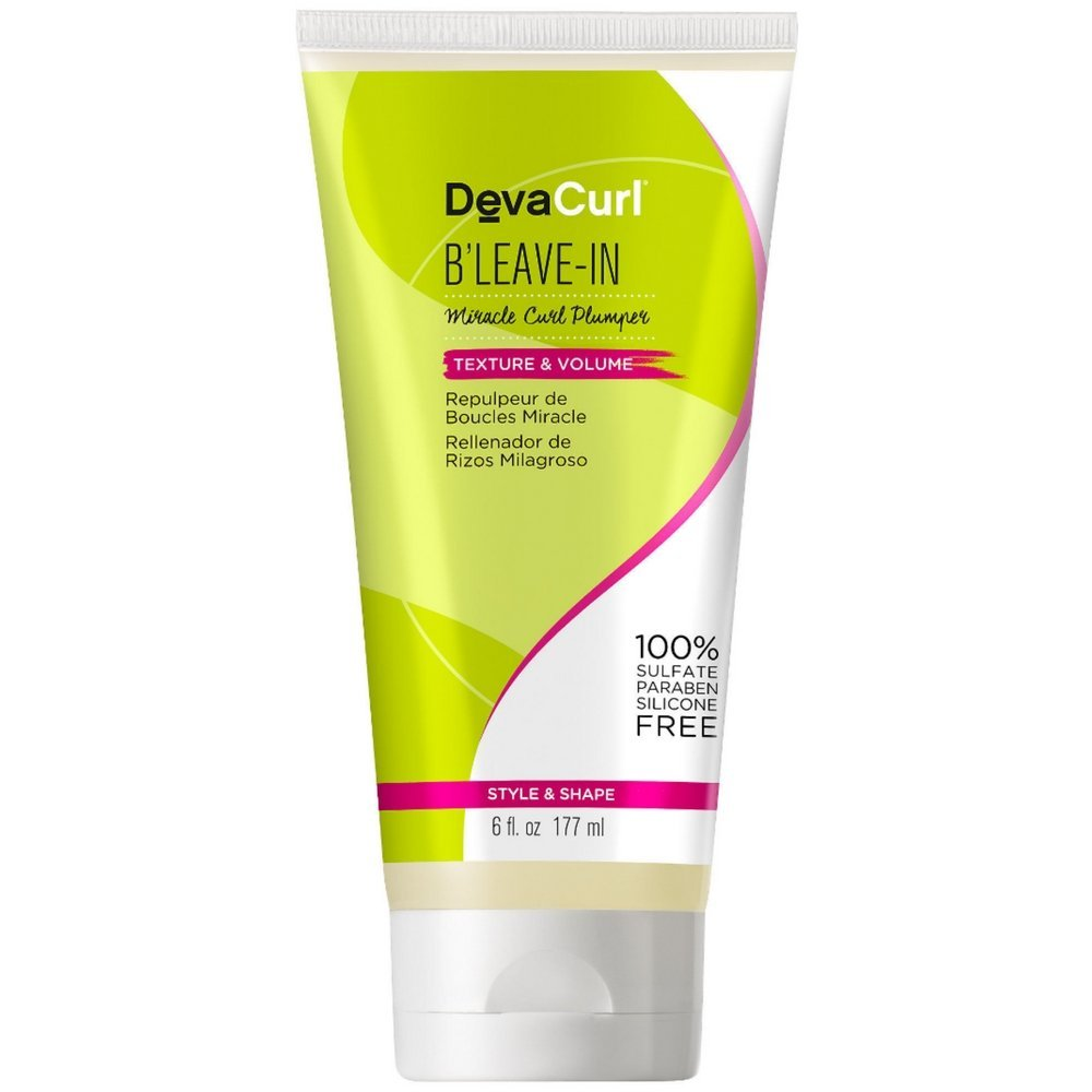 DevaCurl B'Leave-In Miracle Curl Plumper 6 oz 850963006768
