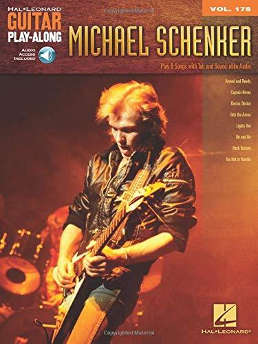 Michael Schenker: Guitar Play-Along Volume 175