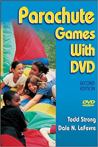 parachute games to play with kids DVD