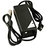 NEW 24V 4A Three Stage Battery Charger For Scooter Wheelchair with US Warranty