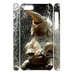 Elephant CUSTOM 3D Cover Case for iPhone 6 plus (5.5) LMc-15166 at LaiMc