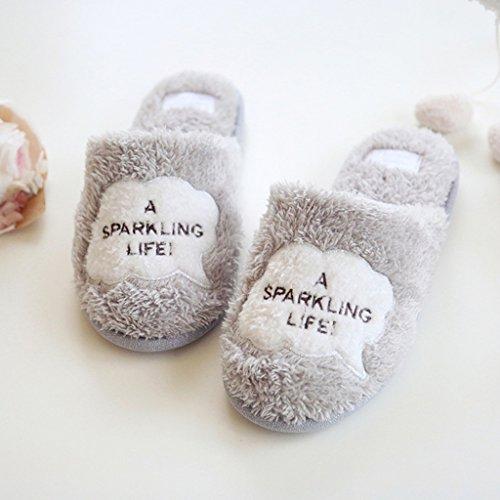 acogedor Adultos Unisexo Fortuning's Confortable Lana Casa Zapatillas Pareja JDS ovejas encantadoras Calzado pxIUgwgRq