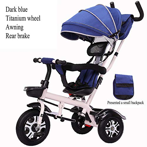 GSDZY - Kids Children Tricycle Baby Carriage Stroller, for sale  Delivered anywhere in Canada