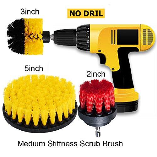 HIFROM Drill Brush - 2
