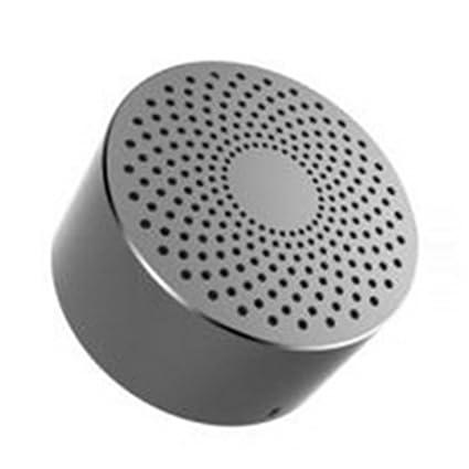 Cajas acústicas Altavoz portátil Bluetooth Altavoz Sonido Multicolor Mini Altavoz exterior (52 * 52 *