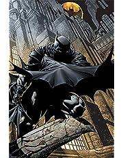 DC Comics Batman Night Watch Maxi Poster, Wood, Multi-Colour