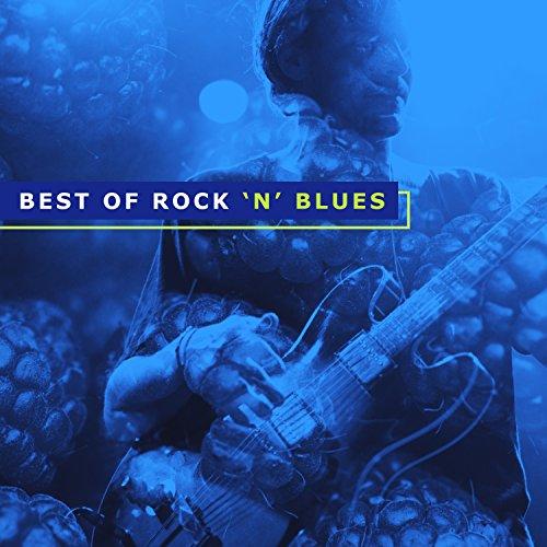 Best of Rock 'n' Blues: Instrumental Road from Blues to Rock, Acoustic Essence, Old School Guitar Rhythms