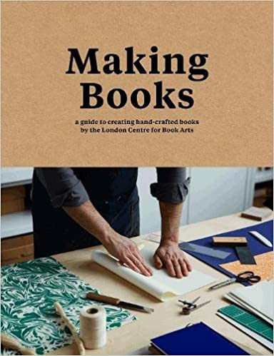amazon making books a guide to creating hand crafted books