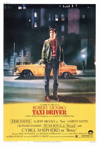 Taxi Driver POSTER Movie (27 x 40 Inches - 69cm x 102cm) - Celebrity Taxi