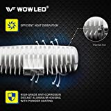 WFPOWER LED Marine Boat Lights, 6.3Inch White