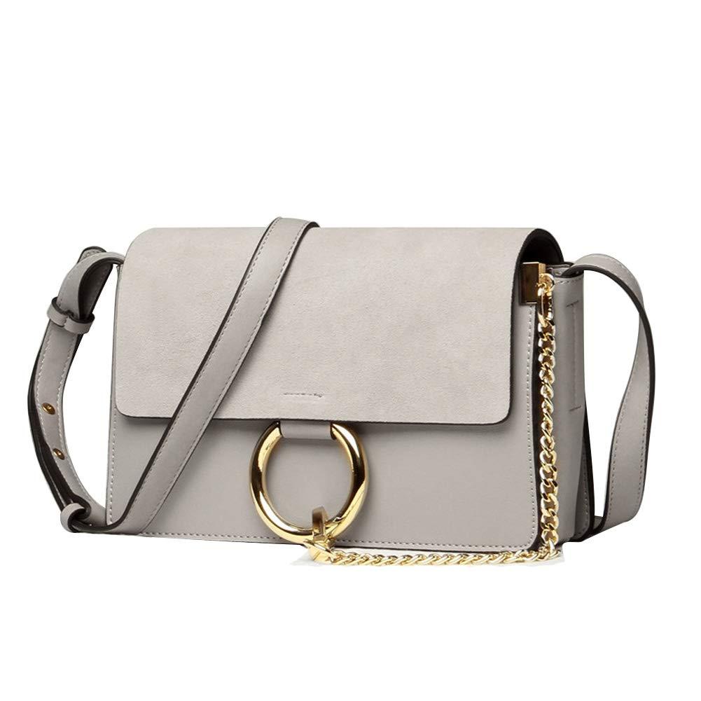 Yoome Circular Ring Top Handle Tote Retro Bags For Women Flap Bags For Girls Casual Bags Crossbody