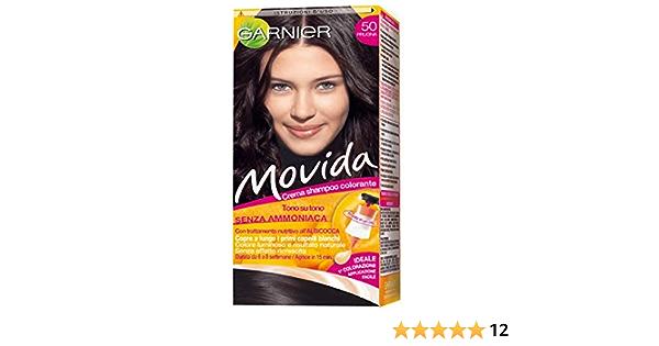 MOVIDA 50 PRUGNA Senza Ammoniaca Prodotti per capelli
