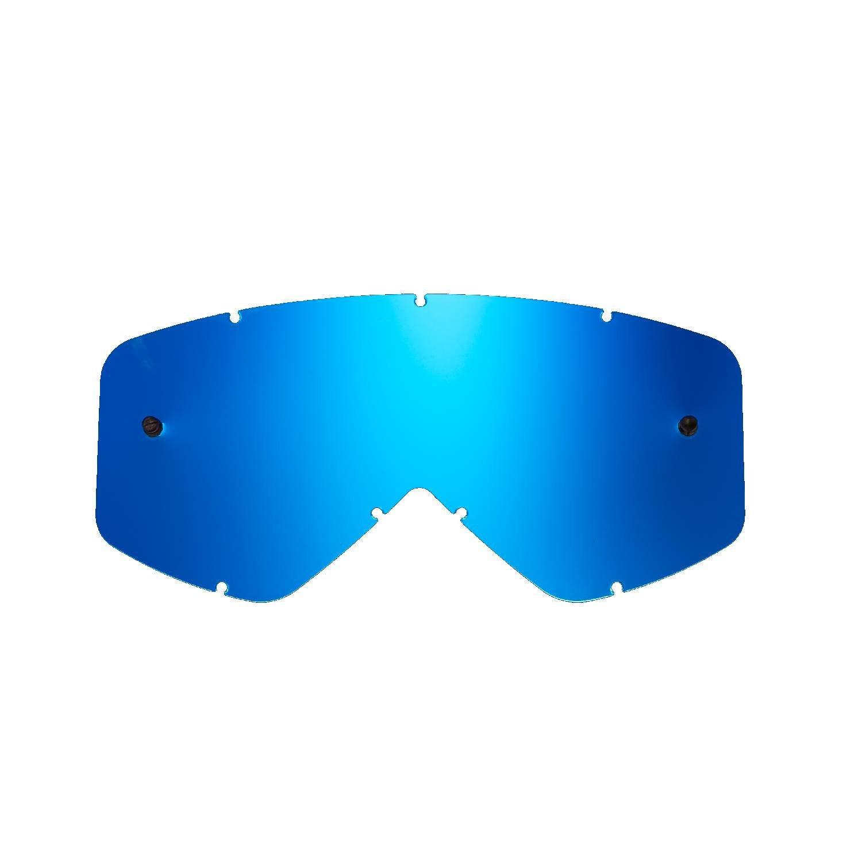 SeeCle 417151 lentilles de rechange pour masques fum/é compatible avec masque Smith Fuel V1 Intake V2