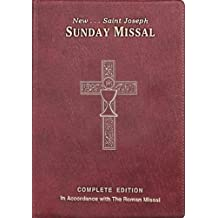 St. Joseph Sunday Missal Canadian Edition