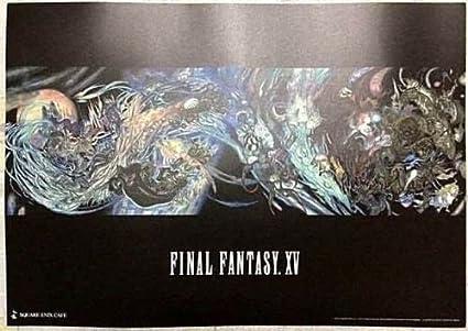 Amazon.com: Final Fantasy Xv Luncheon alfombrilla Big Bang ...