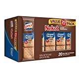 Lance Nekot Cookie Sandwich, Peanut Butter, 20 Count (Pack of 6) by Lance