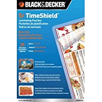 BOSLAMMENU525 - BLACK amp; DECKER TIMESHIELD LEGAL
