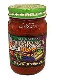 Frog Ranch Mild All Natural Salsa 16 oz. (Pack of 3)