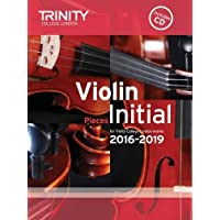 Violin Exam Pieces Initial 2016-2019
