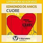 Cuore | Livre audio Auteur(s) : Edmondo De Amicis Narrateur(s) : Eleonora Calamita