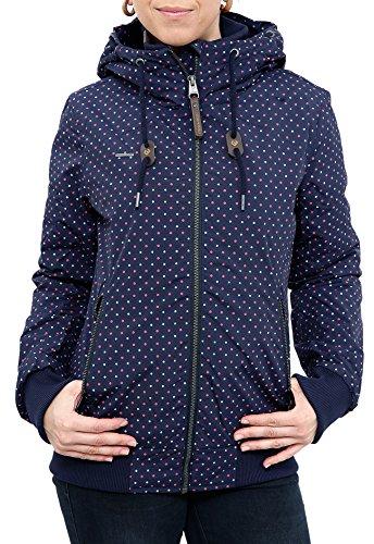 Nuggie Bleu Jacket Ragwear Navy A vYPWRqnxa