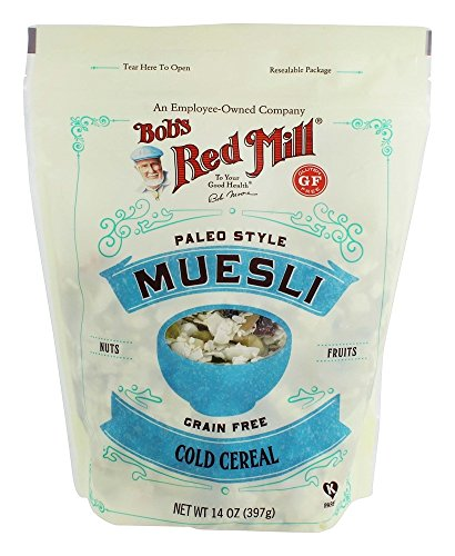 Bobs Red Mill Cereal Muesli product image