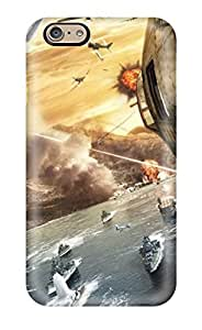 JakeNC Iphone 6 Well-designed Hard Case Cover Battlestations Pacific Protector